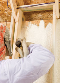 Winnipeg Spray Foam Insulation Services and Benefits