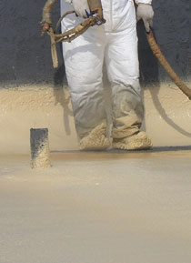 Winnipeg Spray Foam Roofing Systems